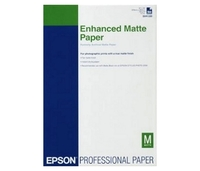 Epson Enhanced Matte Paper A4, 250 listů