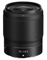 Nikon Z 35 mm f/1,8 S