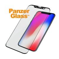 PanzerGlass tvrzené sklo Premium pro iPhone XS/X černé