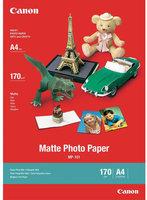 Canon fotopapír MP-101 Matte (A4) 5 listů
