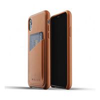 Mujjo kožené peněženkové pouzdro (celotělové) pro iPhone XR