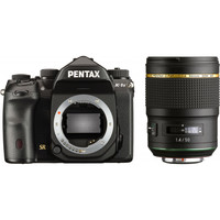 Pentax K-1 Mark II + 50/1,4 SMD AW