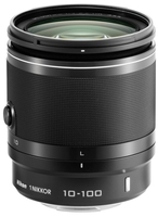 Nikon 1 10-100mm f/4,0-5,6 VR bílý