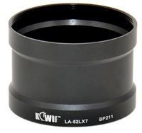 JJC adaptér na filtr LA-52LX7 pro LX7