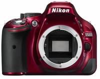 Nikon D5200 tělo