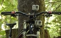 GoPro úchyt na kolo
