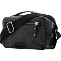 Tenba Cooper 6 Camera Bag Grey Canvas