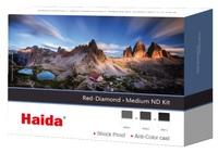 Haida Red-Diamond Medium ND Kit, 100x150mm