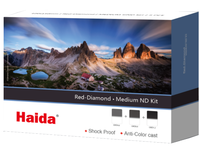 Haida Red-Diamond Medium ND Kit, 150x170mm