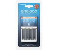 Panasonic Eneloop Smart and Quick Charger CC55