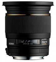 Sigma 20mm f/1,8 EX DG ASPHERICAL RF pro Sony
