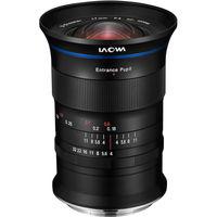 Laowa 17 mm f/4 Zero-D pro Fuji GFX