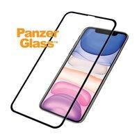 PanzerGlass tvrzené sklo Premium pro iPhone 11 / XR černé