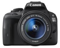 Canon EOS 100D + 18-55 mm IS STM + 16GB karta + brašna + filtr 58mm + pojištění krádež/poškození!