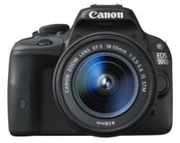 Canon EOS 100D + 18-55 mm DC III + 40 mm STM