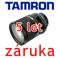 Tamron nyní nabízí záruku 5 let