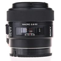 Sony 50mm f/2,8 Macro bazar