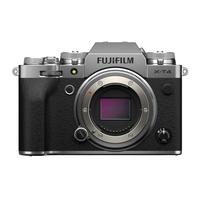 Fujifilm X-T4 tělo stříbrné