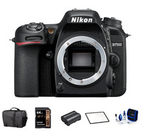 Nikon D7500 - Foto kit