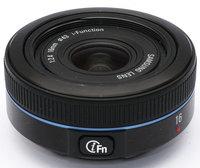 Samsung NX 16mm f/2,4 černý