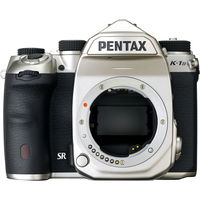 Pentax K-1 Mark II Silver Edition tělo