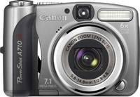 Canon PowerShot A710 IS + SW Zoner 9 CZ zdarma!