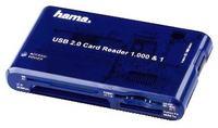 Hama čtečka karet 1000v1