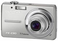 Olympus FE-230 + xD256 H + kožené pouzdro