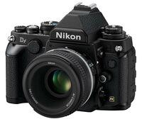Nikon Df + 50 mm