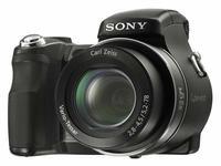Sony DSC-H7 černý + MS 2GB DUO