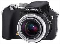 Olympus SP-550 černý ULTRA ZOOM + xD karta 512MB!
