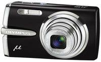 Olympus Mju 1020 černý Luxury Kit