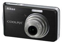 Nikon CoolPix S520 černý + SD 2GB karta