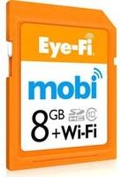 Eye-Fi SDHC 8GB Mobi Wifi