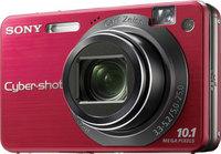 Sony DSC-W170 červený