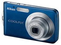Nikon CoolPix S210 modrý
