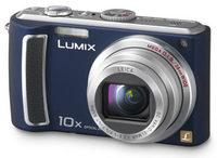 Panasonic Lumix DMC-TZ5 modrý