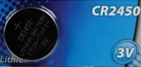 HQ baterie CR2450