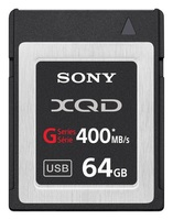 Sony XQD 64GB G serie 400Mb/s