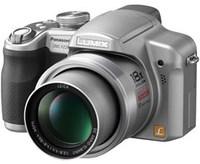 Panasonic Lumix DMC-FZ28 stříbrný
