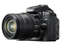 Nikon D90 + 18-55 VR + 55-200 VR