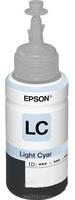 Epson inkoust T6735 světle azurový