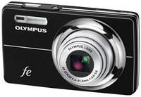 Olympus FE-5000 černý