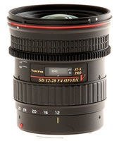 Tokina AT-X 12-28mm f/4 Pro DX V pro Canon