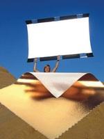 Sunbounce SUN-BOUNCER PRO KIT zlatý/white