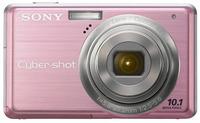 Sony CyberShot DSC-S950 růžový