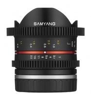 Samyang 8mm T/3,1 Cine NCS CS II pro Sony E