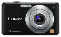 Panasonic Lumix DMC-FS12 černý