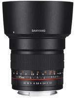 Samyang 85mm f/1,4 pro Nikon AE