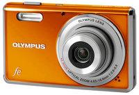 Olympus FE-4000 oranžový